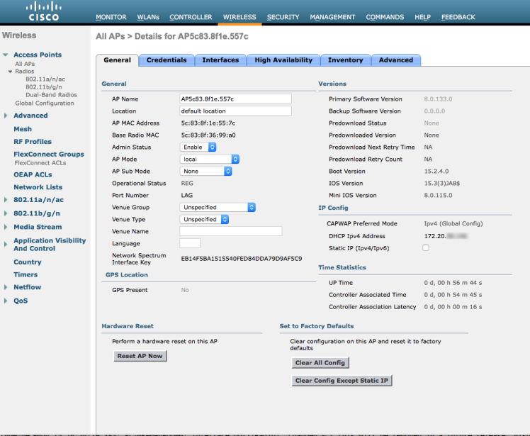 Cisco Work Group Bridge Process – WiFiTodd